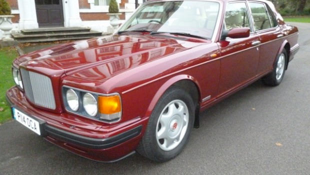 BENTLEY TURBO 6.8 R LWB 4DR Automatic
