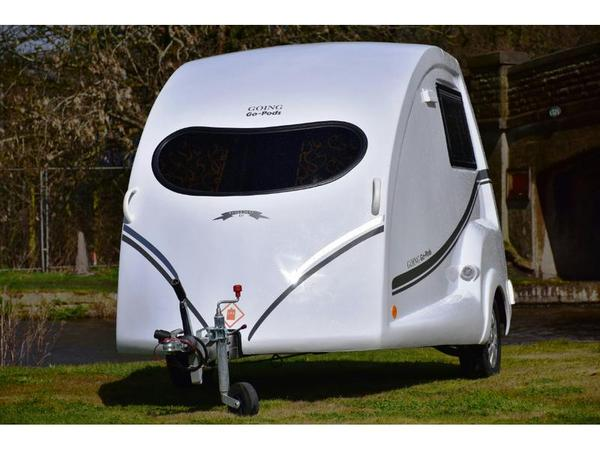 GOING UK GO-POD Micro Tourer Teardrop