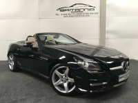 MERCEDES-BENZ SLK CONVERTIBLE SLK 250 CDI BlueEFFICIENCY AMG Sport 2dr Tip Auto - 208538
