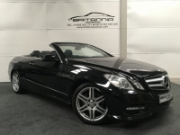 MERCEDES-BENZ E-CLASS 2.1 E220 CDI BLUEEFFICIENCY SPORT 2DR Automatic - 211363