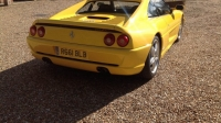 FERRARI 355 3.5 GTS TARGA 2DR Manual
