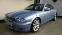 JAGUAR XJ 2.7 TDVI V6 SOVEREIGN 4DR Automatic
