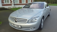 MERCEDES-BENZ CL 5.5 CL 500 2DR Automatic