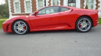 FERRARI F430 4.3 COUPE 2DR Manual