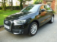 AUDI Q3 2.0 TDI SE 5DR Manual