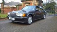 MERCEDES-BENZ 190 2.5 E 2.5-16 4DR Manual