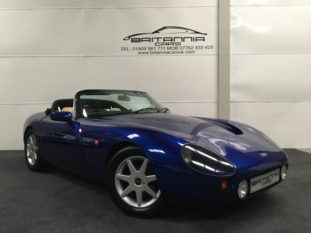tvr griffith for sale ireland object moved used 1994 tvr griffith for sale in county antrim. Black Bedroom Furniture Sets. Home Design Ideas