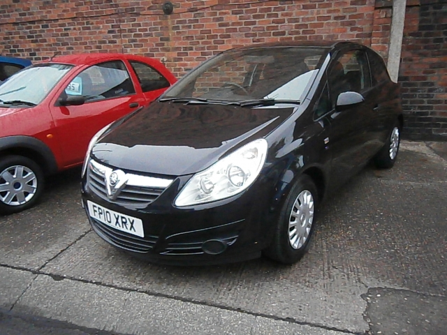 Cars For Sale St Helens >> Vauxhall Corsa 1 0 S Ecoflex 3dr Manual For Sale In St Helens L