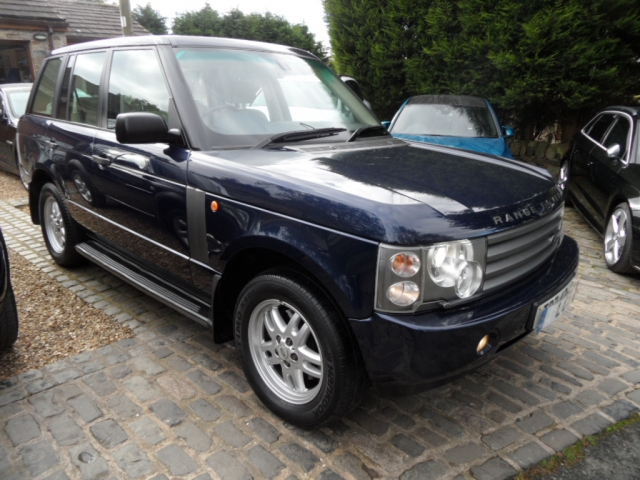 LAND ROVER RANGE ROVER vogue hse auto 3.0 tdv6 For Sale in Rochdale
