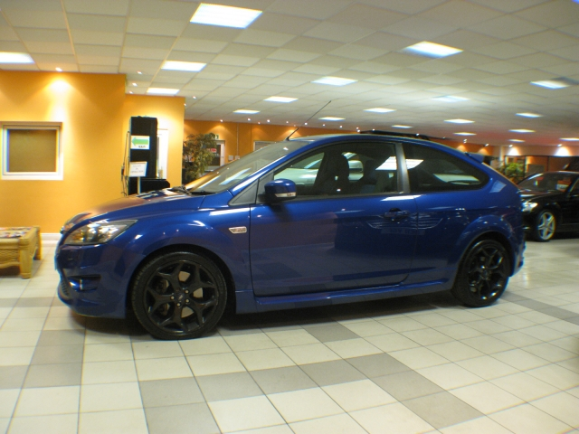 manual ford focus st