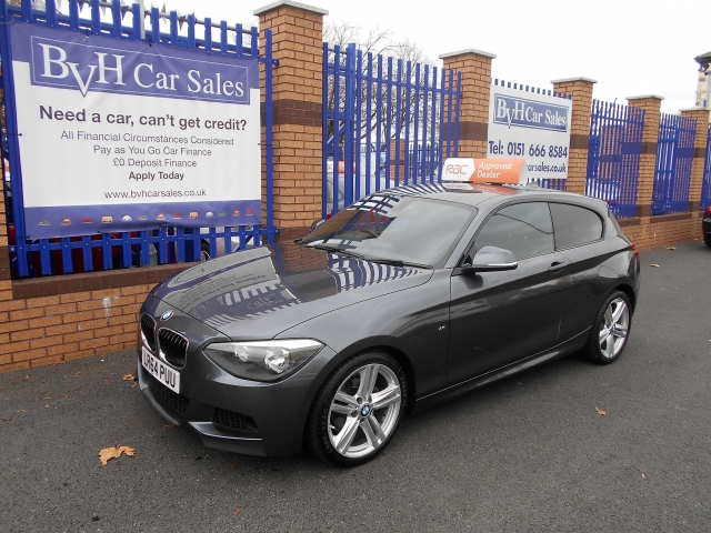 BMW SERIES D M SPORT DR Automatic For Sale In Birkenhead - Bmw 1 series 2014