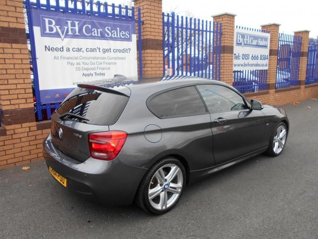 BMW 1 SERIES 2.0 116D M SPORT 3DR Automatic