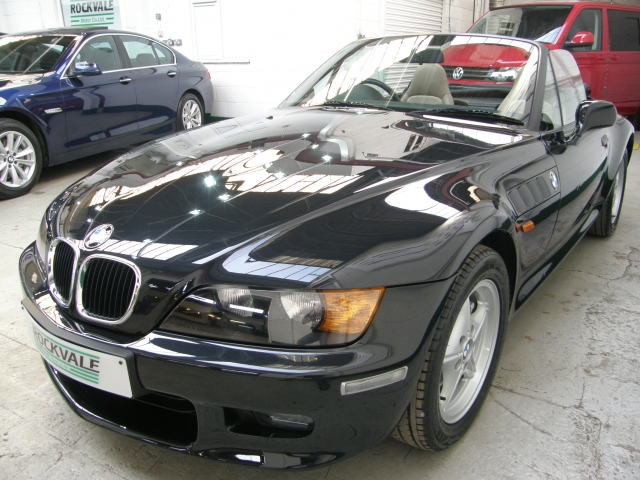 BMW Z SERIES 2.8 Z3 ROADSTER 2DR Manual