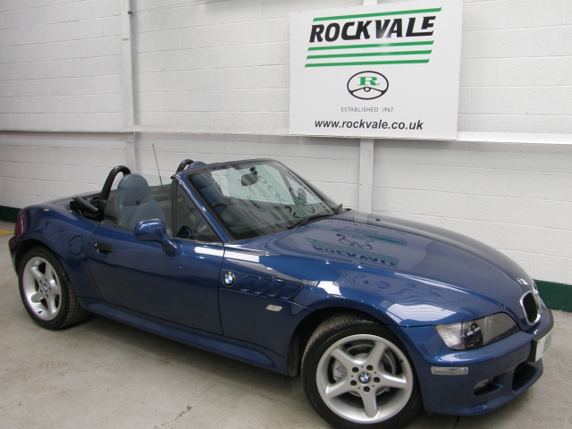 Bmw Z Series 2 2 Z3 Roadster 2dr Manual For Sale In