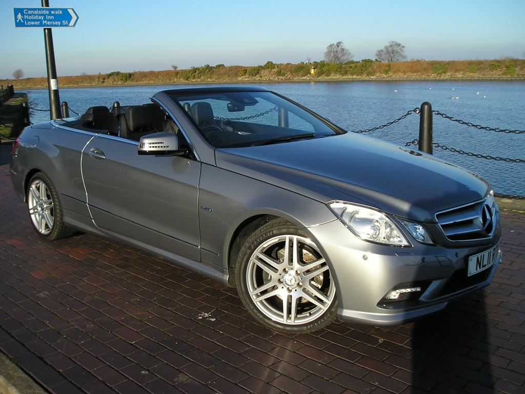 mercedes benz e class 3 0 e350 cdi blueefficiency sport 2dr automatic for sale in ellesmere port. Black Bedroom Furniture Sets. Home Design Ideas