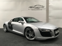 AUDI R8 4.2 QUATTRO 2DR Manual - 213758