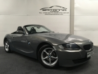 BMW Z4 2.0 Z4 SE ROADSTER 2DR Manual - 215843