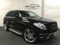 MERCEDES-BENZ M-CLASS 3.0 ML350 BLUETEC AMG SPORT 5DR Automatic - 213773