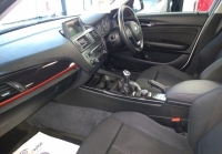 BMW 1 SERIES 2.0 116D SPORT 5DR Manual