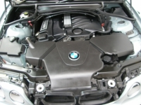 BMW 3 SERIES 1.8 316TI SE 3DR Manual