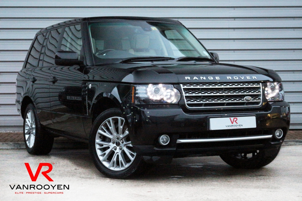 land rover range rover 4 4 tdv8 westminster 5dr automaticfor sale in warrington vanrooyen. Black Bedroom Furniture Sets. Home Design Ideas