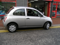 NISSAN MICRA 1.0 E 3DR Manual