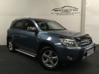 TOYOTA RAV-4 2.2 XT5 D-4D 5DR Manual - 221155