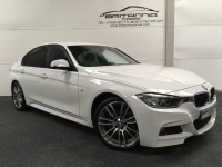 BMW 3 SERIES 2.0 320D M SPORT 4DR Manual - 221141