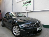 BMW Z SERIES 3.0 Z3 ROADSTER 2DR Automatic