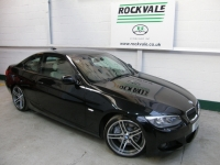 BMW 3 SERIES 3.0 330I M SPORT 2DR Manual