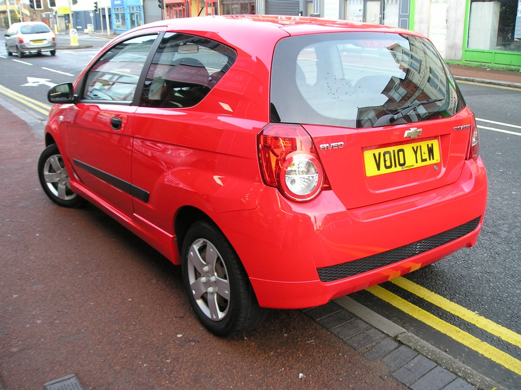 chevrolet aveo 1 2 s 3dr manual for sale in ellesmere port davies car sales 2008 chevy aveo car manual Aveo Car 2015