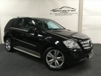 MERCEDES-BENZ M-CLASS ML350 CDI BLUEEFFICIENCY SPORT 5DR Automatic - 224088