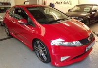 HONDA CIVIC 2.0 I-VTEC TYPE-R GT 3DR Manual