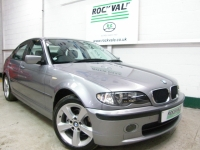 BMW 3 SERIES 2.0 318I SE 4DR Automatic