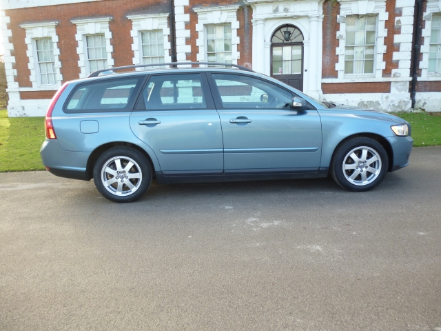 VOLVO V50 1.8 S 5DR Manual