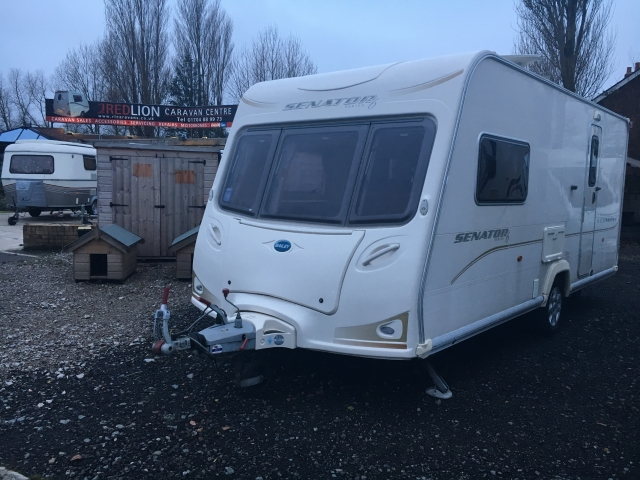 Luxury BAILEY Vermont Senator S For Sale In Southport - Red Lion Caravans