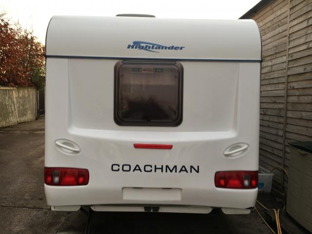 COACHMAN HIGHLANDER 580-4