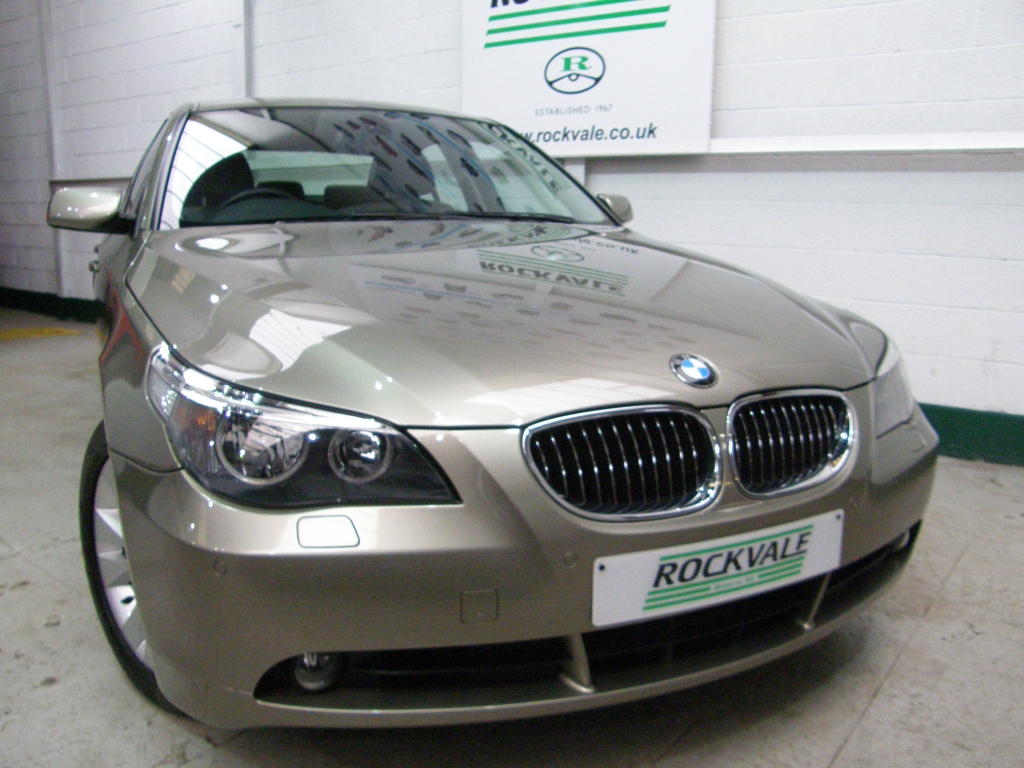 BMW 5 SERIES 3.0 530I SE 4DR Automatic