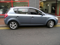 KIA CEED 1.6 GS CRDI 5DR Manual