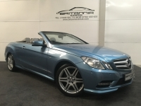 MERCEDES-BENZ E-CLASS 2.1 E220 CDI BLUEEFFICIENCY SPORT 2DR Automatic - 225626