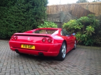 FERRARI 355 3.5 GTS 2DR Manual