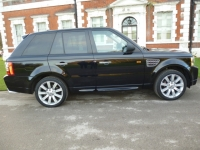 LAND ROVER RANGE ROVER SPORT 4.2 V8 SPORT HST 5DR Automatic
