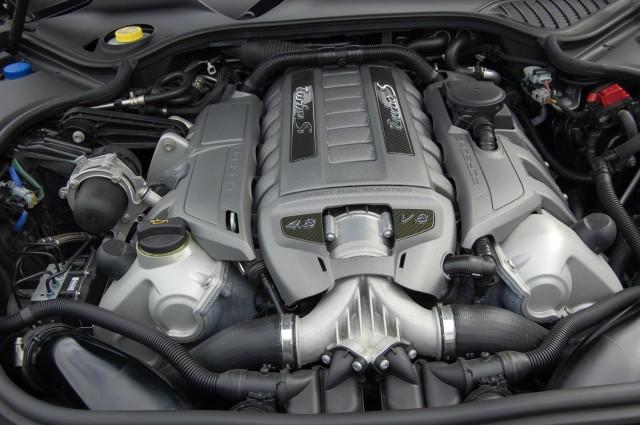 PORSCHE PANAMERA 4.8 V8 TURBO S 4S PDK 5DR Semi Automatic