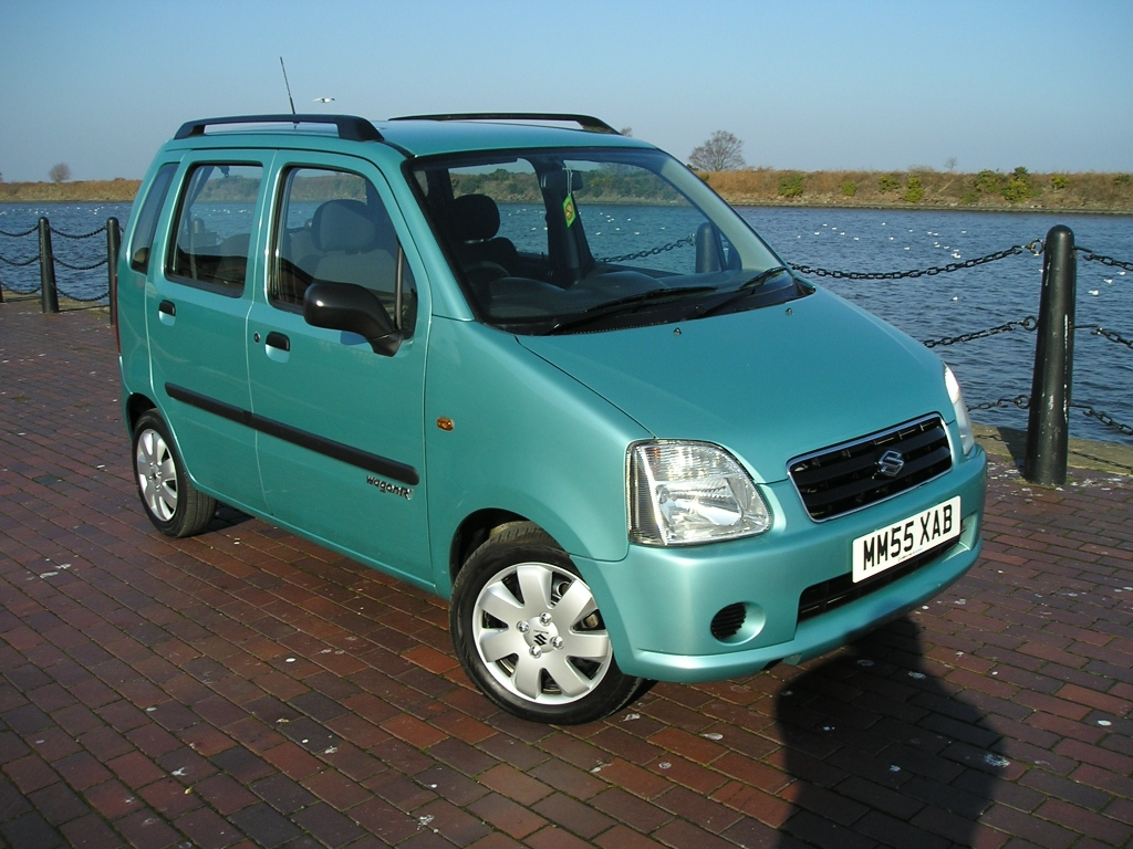 SUZUKI WAGON R+ 1.2 GL 5DR Manual