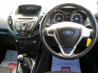 FORD B-MAX 1.5 ZETEC TDCI 5DR Manual