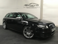 AUDI A4 4.2 RS4 QUATTRO 5DR Manual - 230429