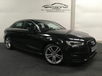 AUDI A3 2.0 TDI S LINE 4DR Manual - 231678