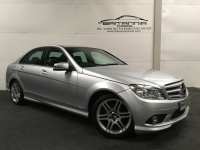 MERCEDES-BENZ C-CLASS 2.1 C220 CDI SPORT 4DR Manual - 229686