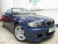 BMW 3 SERIES 2.0 318CI SPORT 2DR Manual