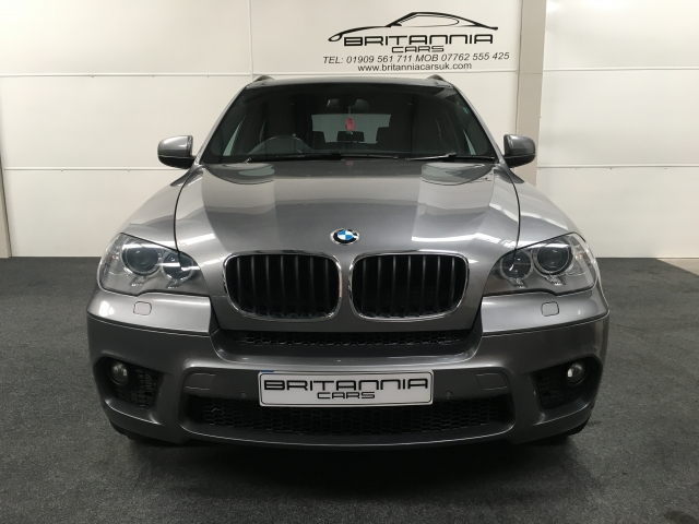 Used Cars For Sale Sheffield >> BMW X5 3.0 XDRIVE30D M SPORT 5DR Automatic For Sale in Sheffield - Britannia Cars